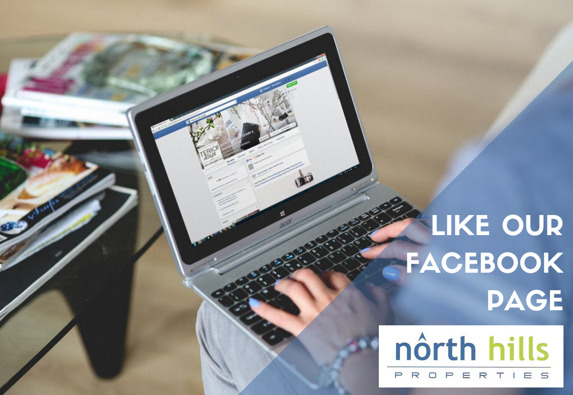 Would you like to keep an eye on what's happening in the property market, check on interesting industry and suburb related news? You can by liking our Facebook page..
